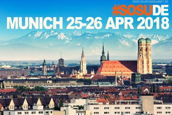 Sourcing Summit Německo 2018