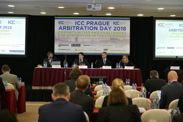 ICC Prague Arbitration Day 2018